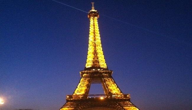 Paris Meditation – La Tour Eiffel