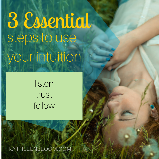 3 Steps to Access Your Intuition